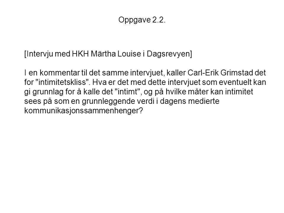 Intimitetstyranniet Men måten Inga Marte Thorkildsen tar dem opp på, gjør opplyst debatt umulig.