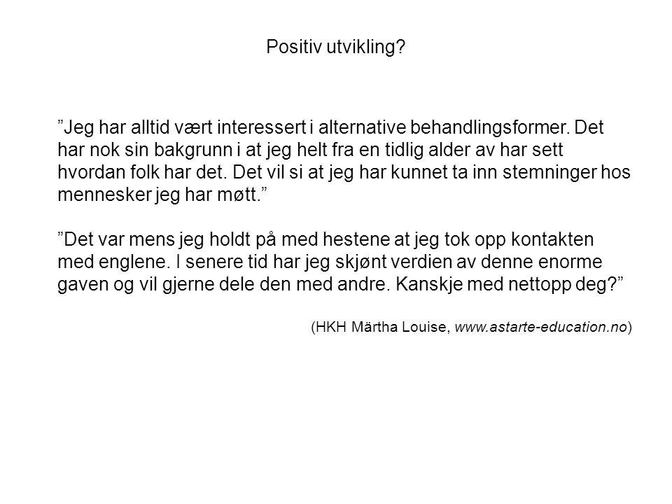 Litteraturliste HKH Märtha Louise.2007. Hvem er vi? [online].