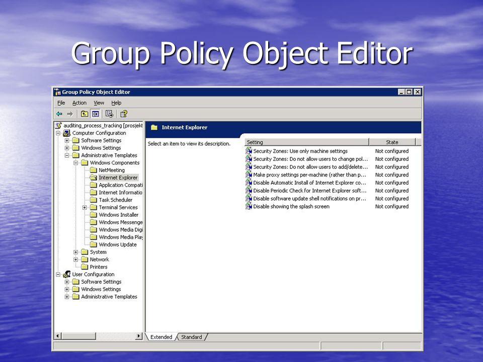 Distribuering av programvare Msi Msi Legge til programmer Legge til programmer Endre/Oppgradere programmer som allerede er installert Endre/Oppgradere programmer som allerede er installert Fjerne installerte programmer Fjerne installerte programmer