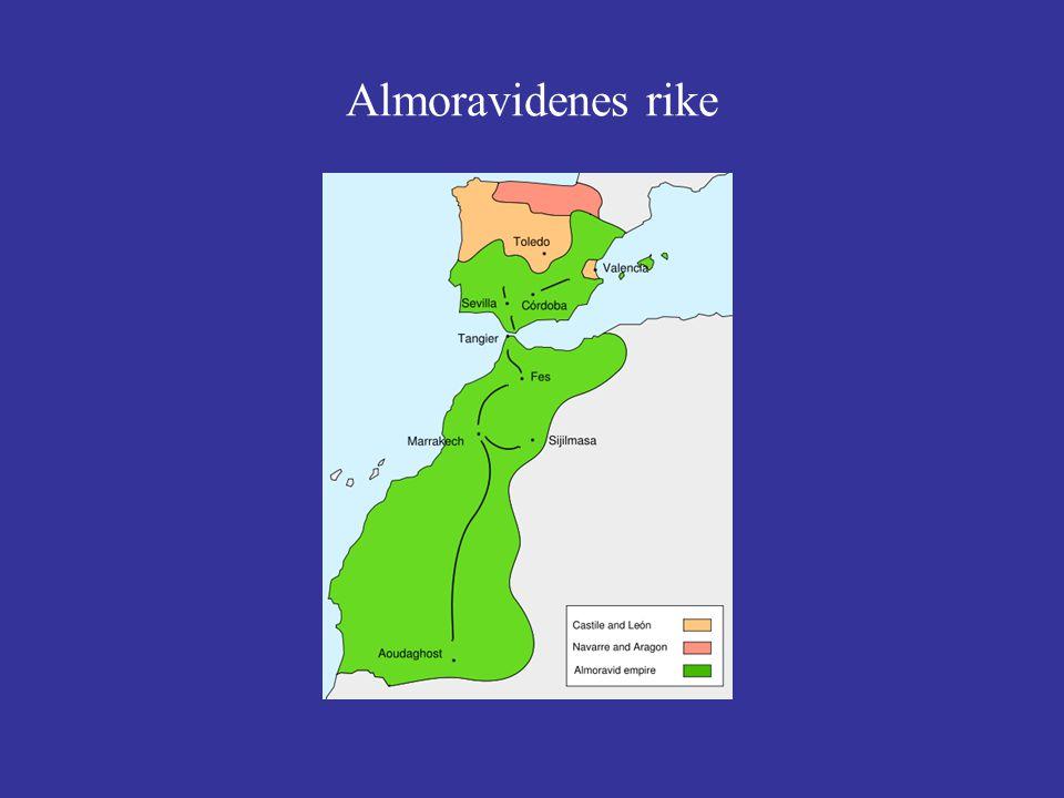 Almoravidenes rike