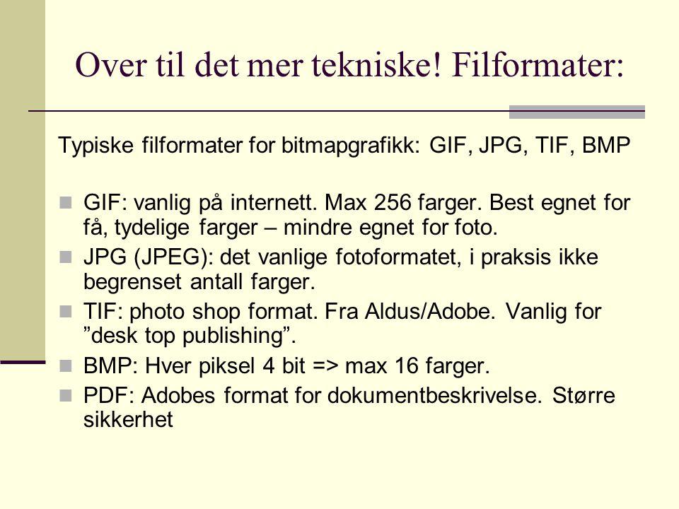Nyttige verktøy i PSP Beskjære Deformere Velge utsnitt Flytte Malepensel Tube med bildeeffekter Fargevelger Farger og nyanser Kloneredskap Viskelær Fyllfarge Tekst