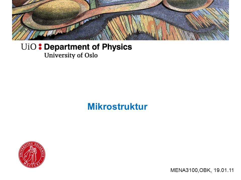 Først og fremst kapittel 1 The Consept of Microstructure Littebitt kapittel 9 Quantitative and Tomographic Analysis