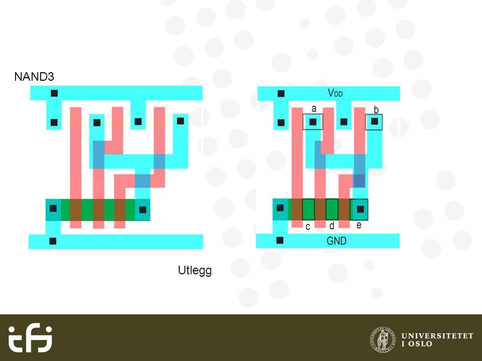 NAND3 Utlegg