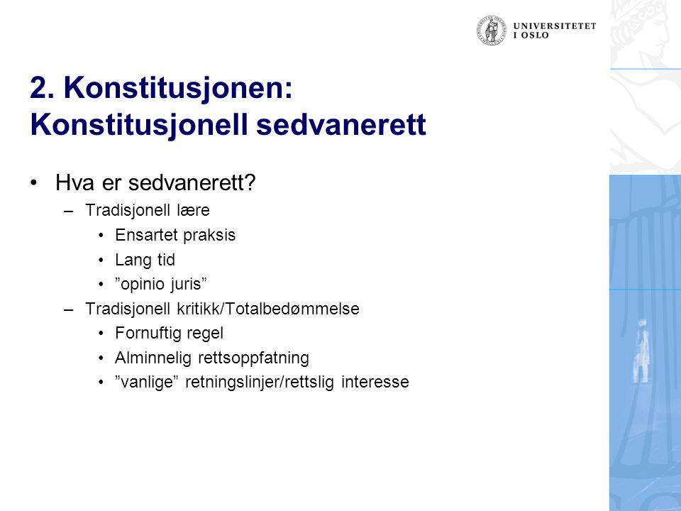 8.Menneskerettigheter: Menneskerettigheter i EU/EØS EU –TEU art.