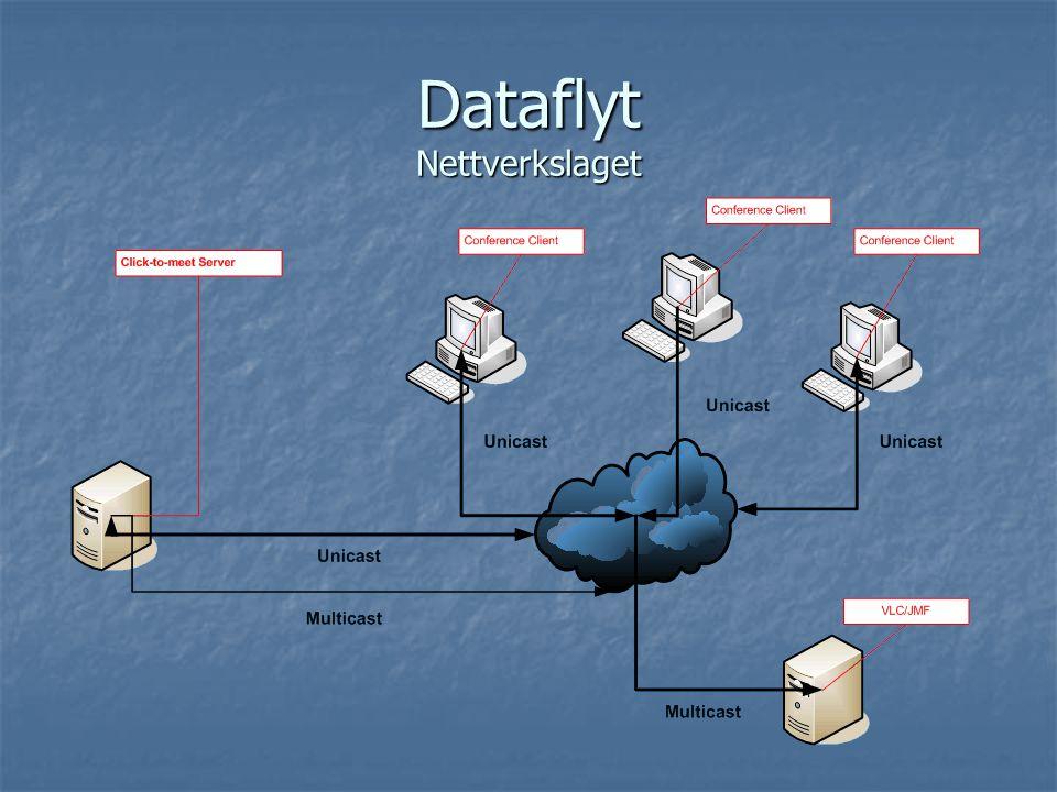 Dataflyt Nettverkslaget