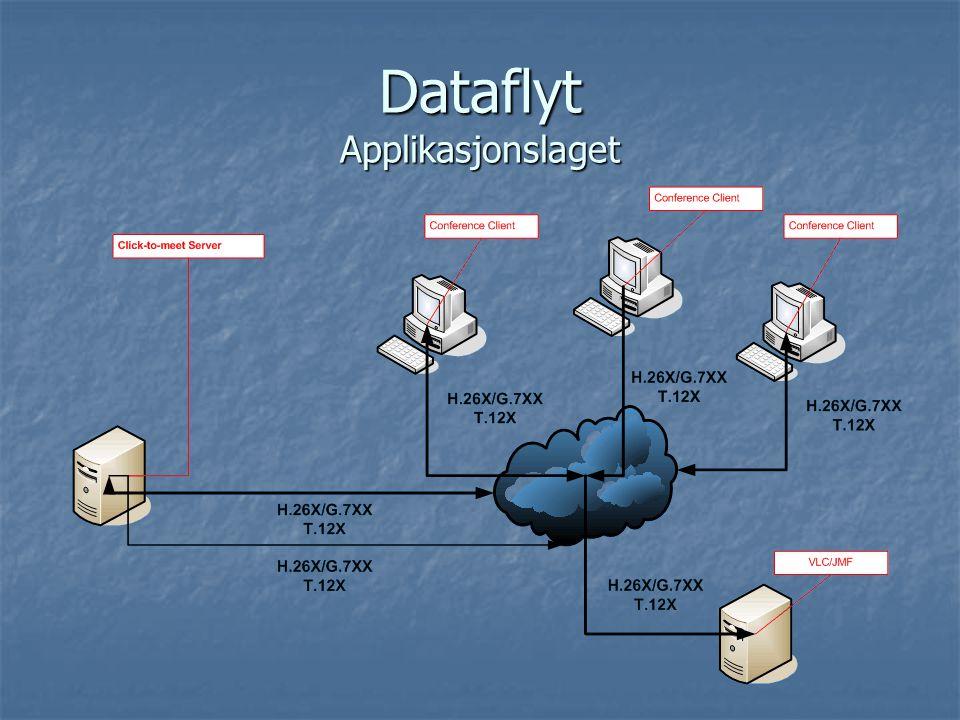 Dataflyt Applikasjonslaget