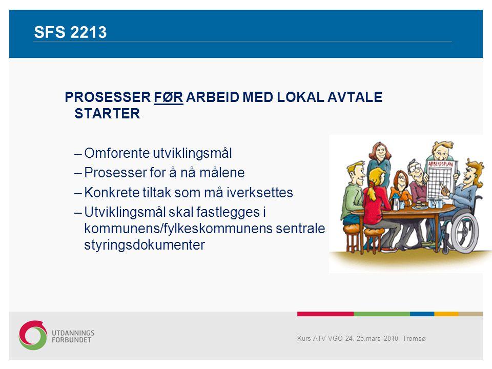 SFS 2213 Rådgiver i videregående opplæring –Minimum 38 årsrammetimer pr.
