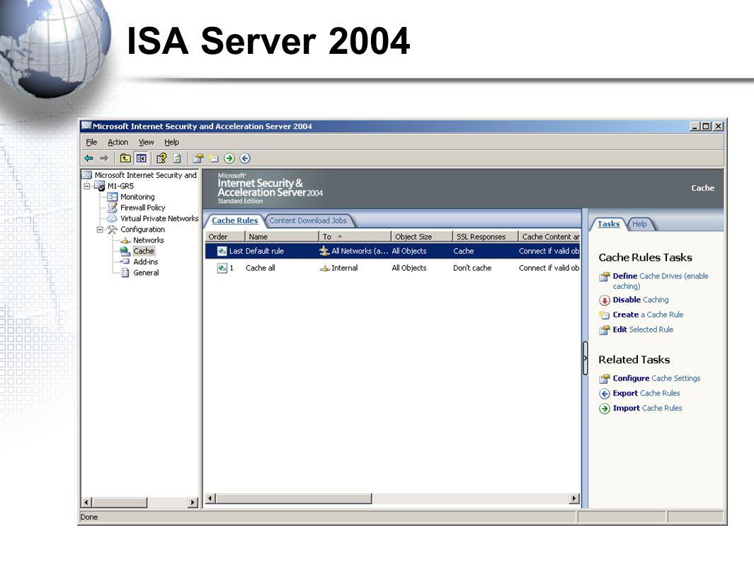ISA Server 2004