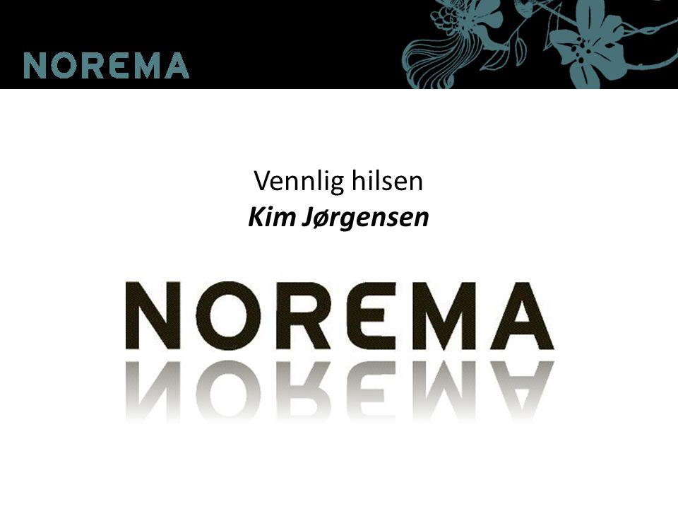 Vennlig hilsen Kim Jørgensen