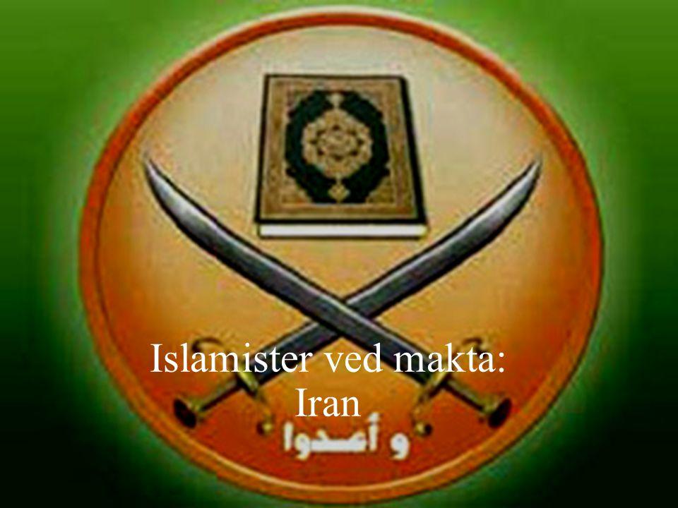 Islamister ved makta: Iran