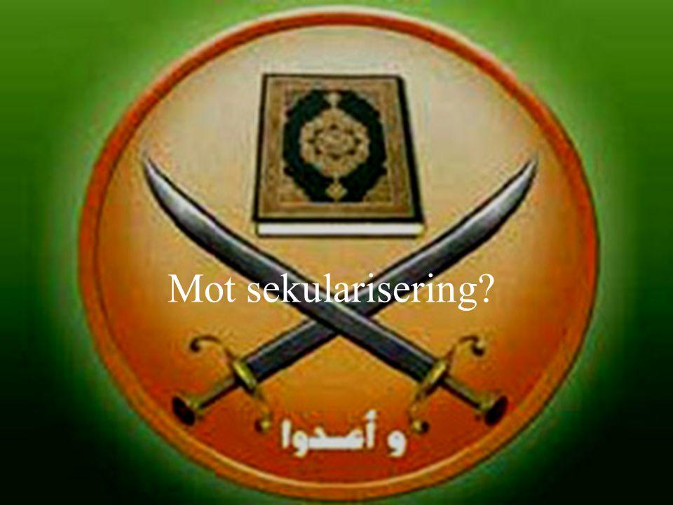 Mot sekularisering?