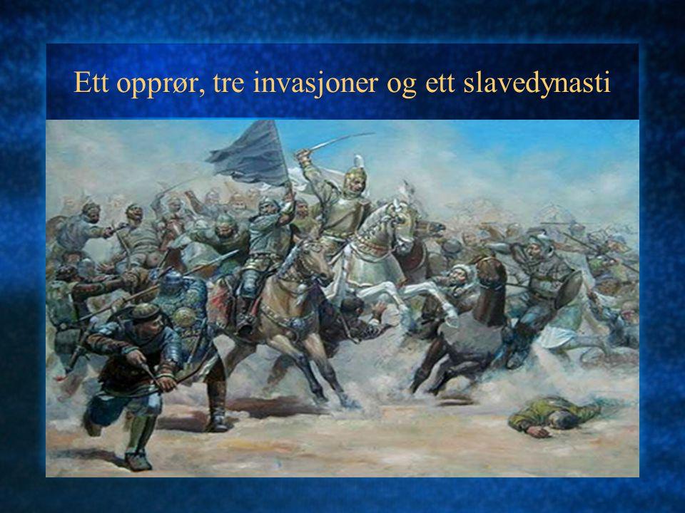 Mongol-invasjonen Hulegu inntar Bagdad 1258 Ilkhanenes rike (1256 – 1349) Herskerklassen persifiseres muslimer fra ca.