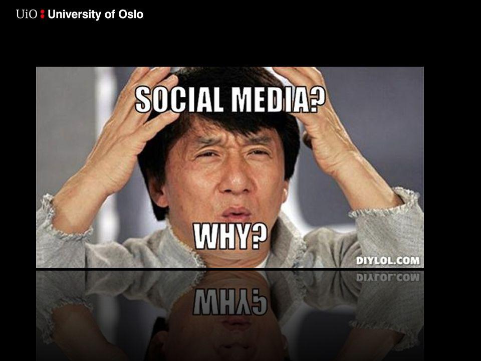 Venner (30 %) E-post(21 %) Sosiale medier (21 %)