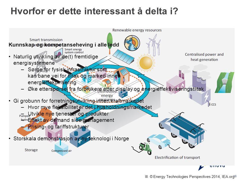 Hvorfor er dette interessant å delta i? Kunnskap og kompetanseheving i alle ledd Naturlig utvikling av de(t) fremtidige energisystemene –Sørge for fys