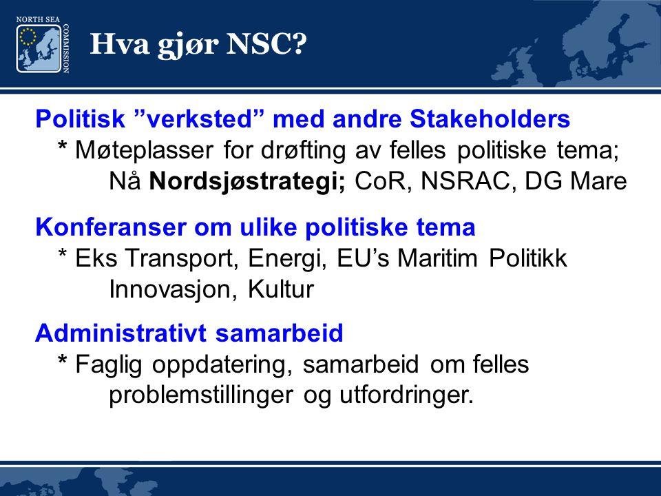 Hva gjør NSC.