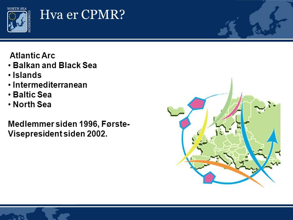 Hva er CPMR.