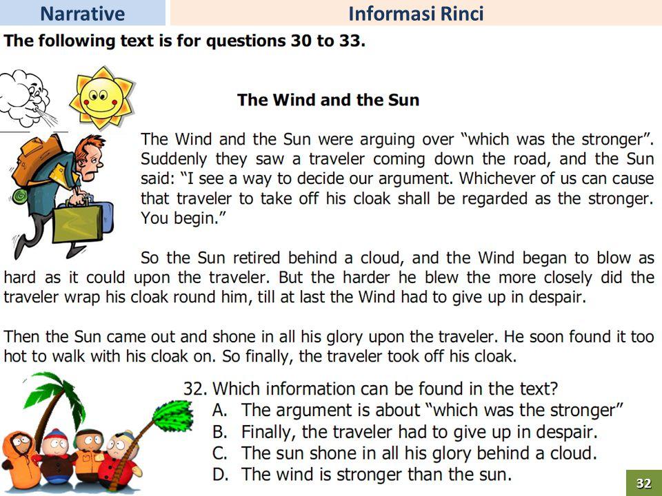 Informasi RinciNarrative32