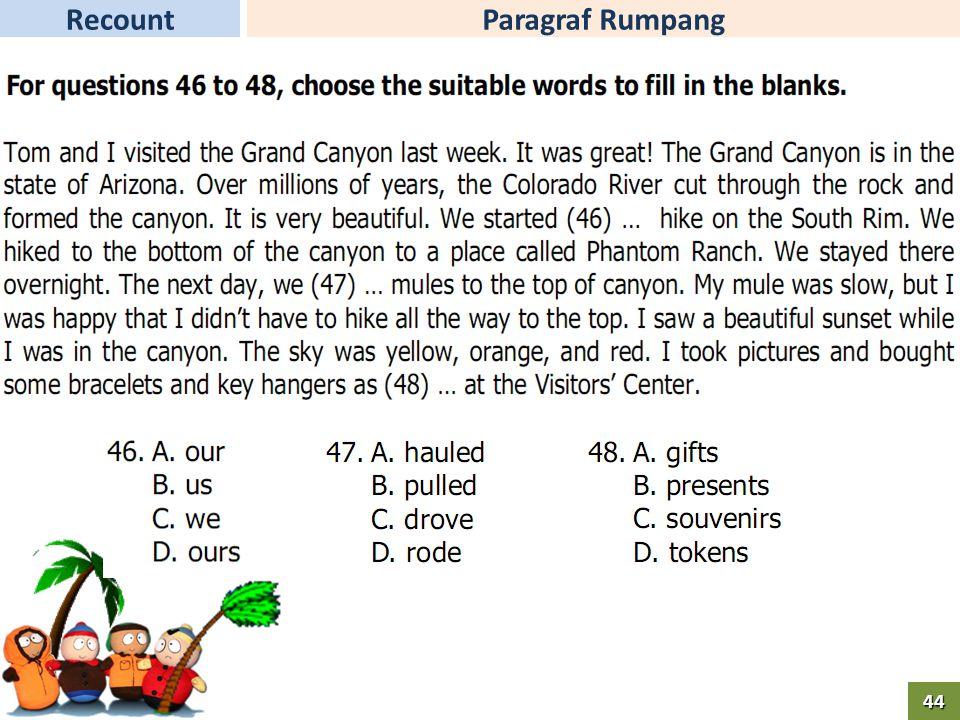 Paragraf RumpangRecount44
