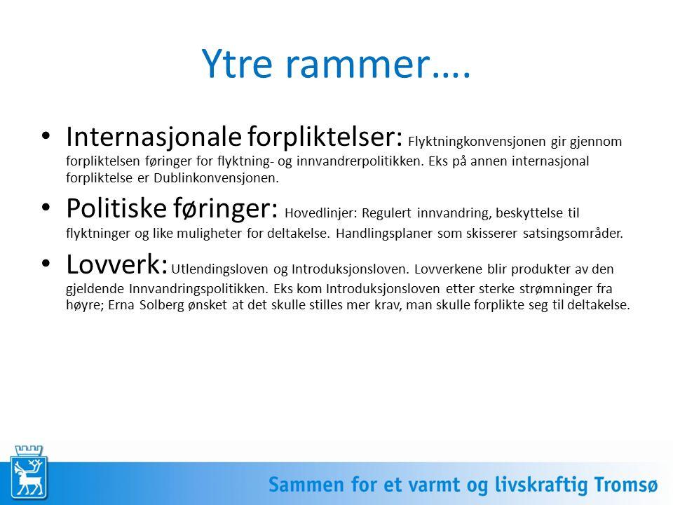 Gangen i en asylsak Politiet kontrollerer reisedokument ( dersom man har), man blir registrert som asylsøker, og politiet vurderer om det er aktuelt for UD å nekte deg å bli i Norge.