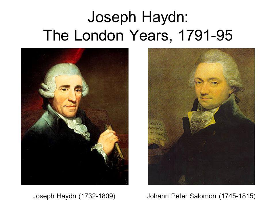 Joseph Haydn: The Spirit's Song (tekst Anne Hunter, London ca.