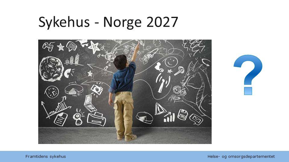 Helse- og omsorgsdepartementet Norsk mal: to innholdsdeler / sammenlikning HelseOmsorg21- strategien 23.