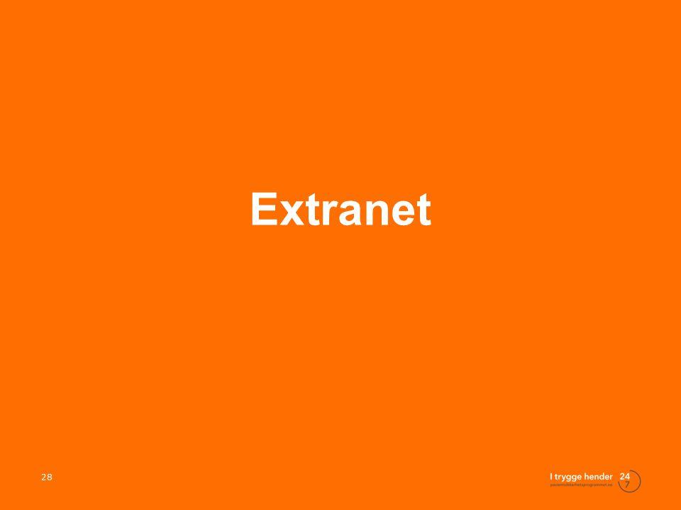 28 Extranet