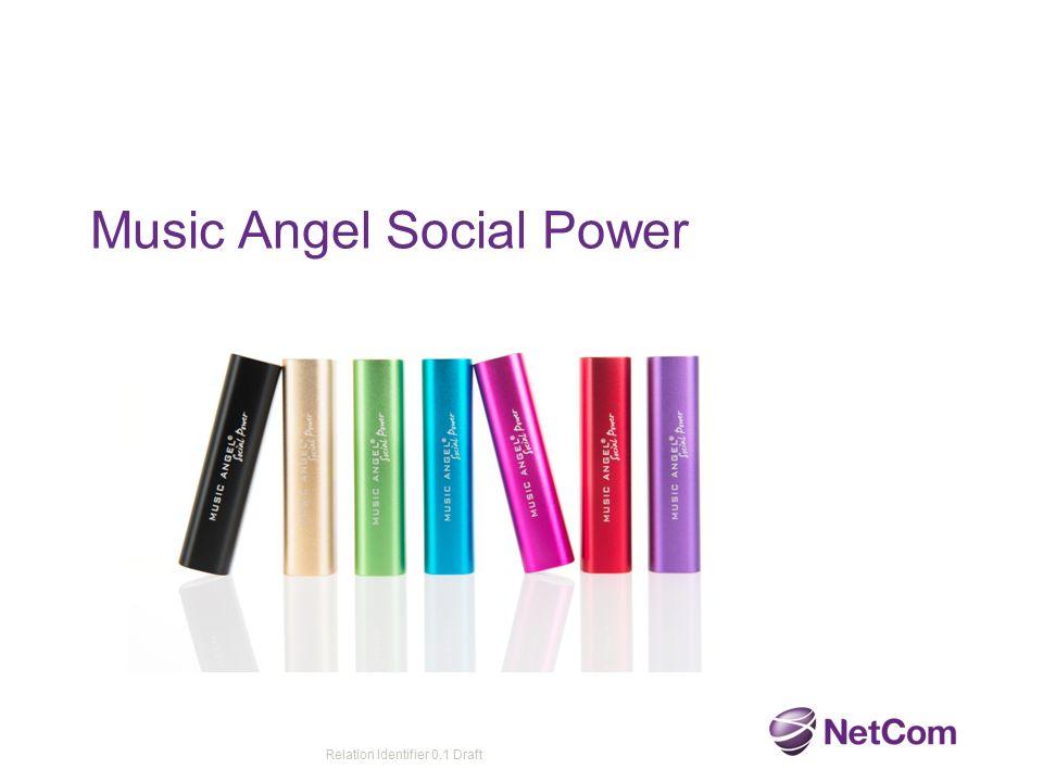 Music Angel Social Power Relation Identifier 0.1 Draft