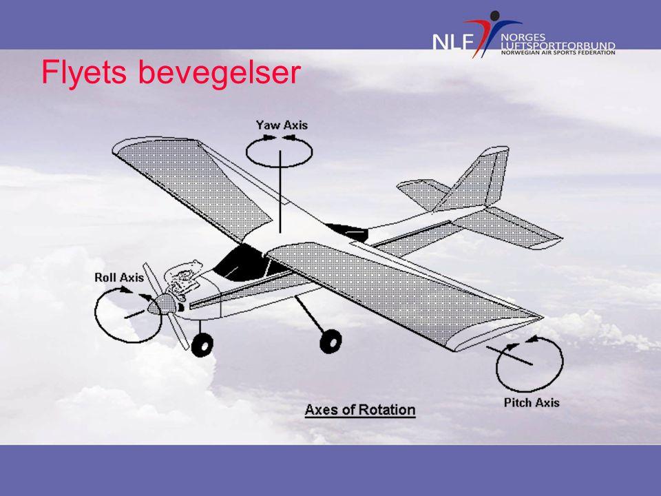 Flyets bevegelser