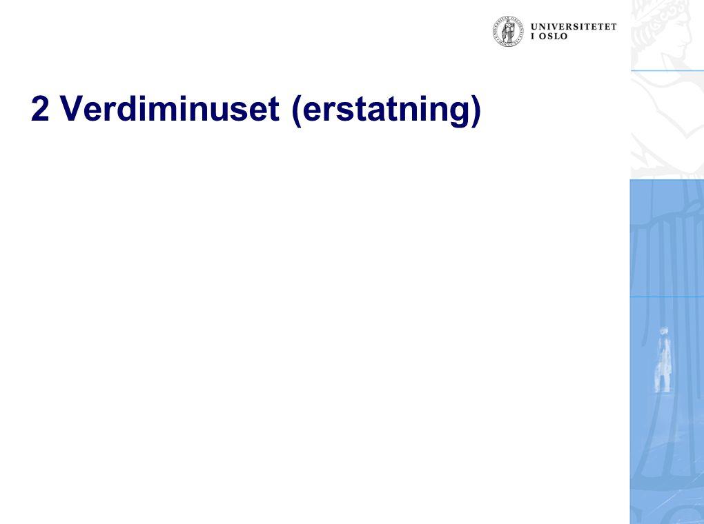 Lasse Simonsen Forholdet mellom erstatning og verdiminusbegrensningen ved prisavslag: Jf §§ 4-12 og 4-14 Erstatning Prisavslag Avhl § 4-12 Prisavslag Avhl § 4-12 Erstatning Avhl § 4-14 Erstatning Avhl § 4-14 (verdiminuset) (reparasjonskostnader) ?