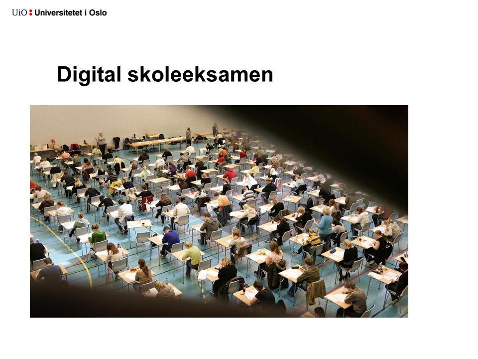 Digital skoleeksamen