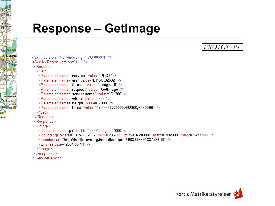 Response – GetImage PROTOTYPE
