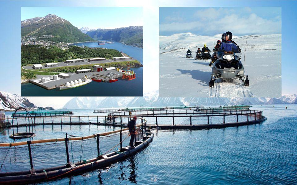 «Næringslivets lokomotiv for utvikling og vekst i Narvikregionen