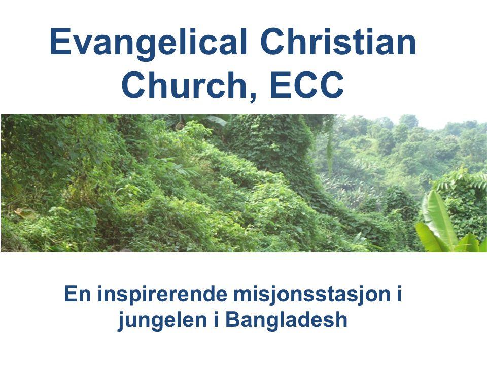 ECC bruker mye ressurser på å hjelpe fattige i jungelen.