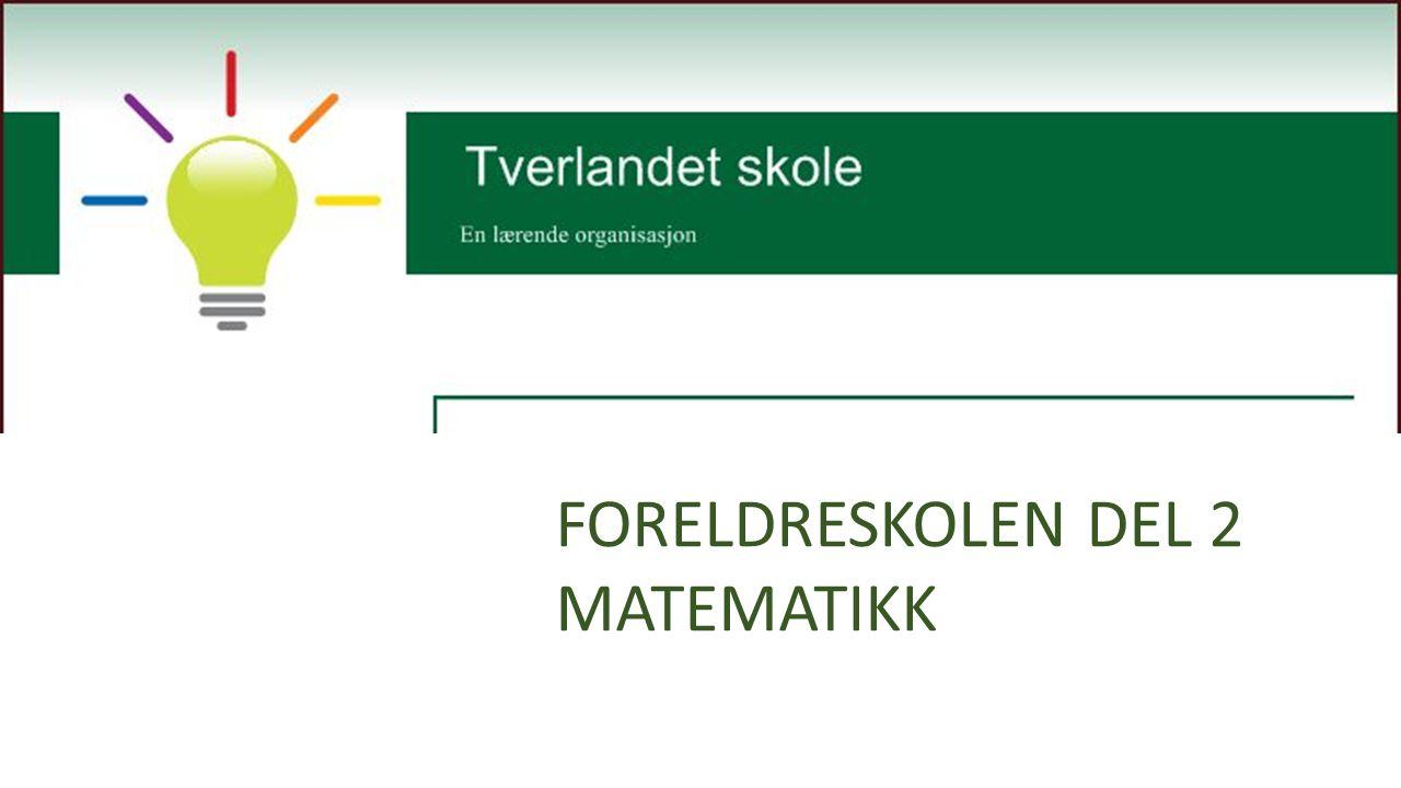 Matteressurser på nett http://www.fug.no/matematikk.147608.no.html http://www.matematikksenteret.no/ http://www.matematikk.org/ http://nordnorsk.vitensenter.no/matematikk/ www.matemania.no SALABY: http://www.salaby.no/ MULTI: http://podium.gyldendal.no/multi-nettoppgaver