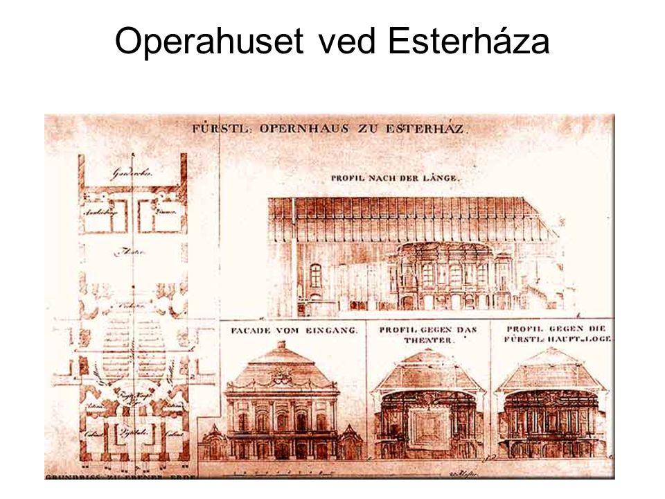Operahuset ved Esterháza