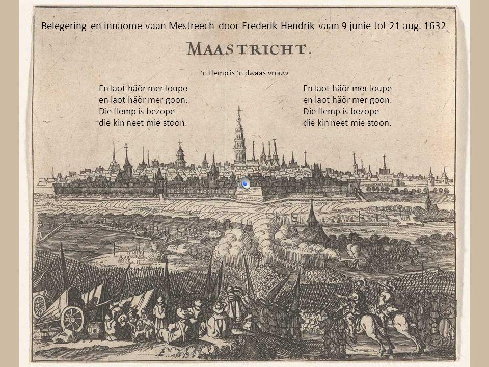 Willem Baudartius 1622 En daan goon veer um nao tante Nelleke.