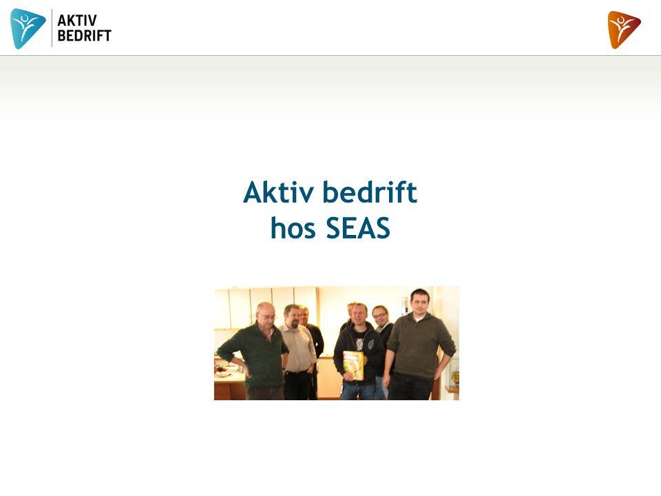 Aktiv bedrift hos SEAS