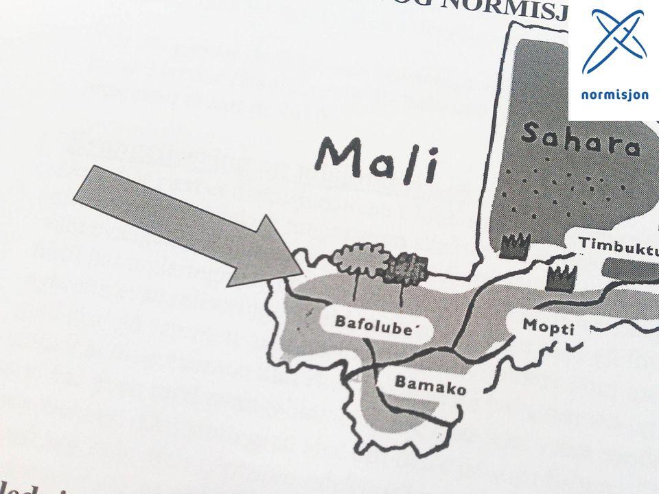 Vi jobber i Mali