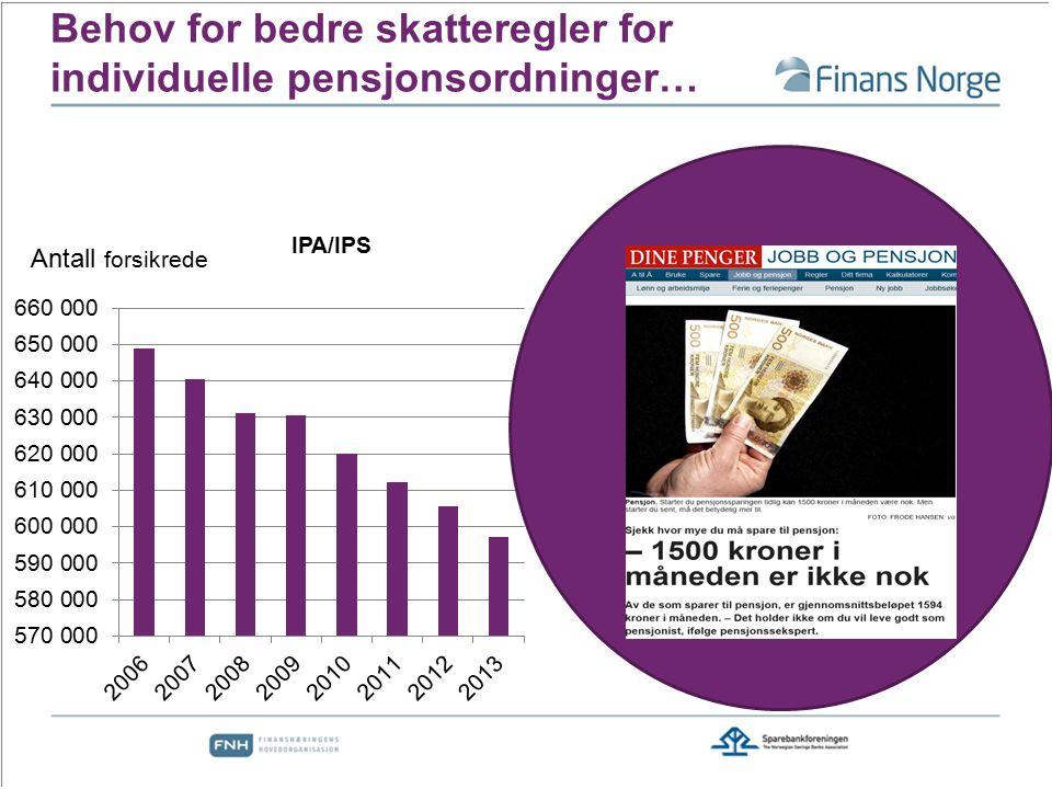 Pensjonsreformen - En formidabel rådgivningsutfordring Eget investeringsvalg - Individuell valgfrihet og økt ansvar