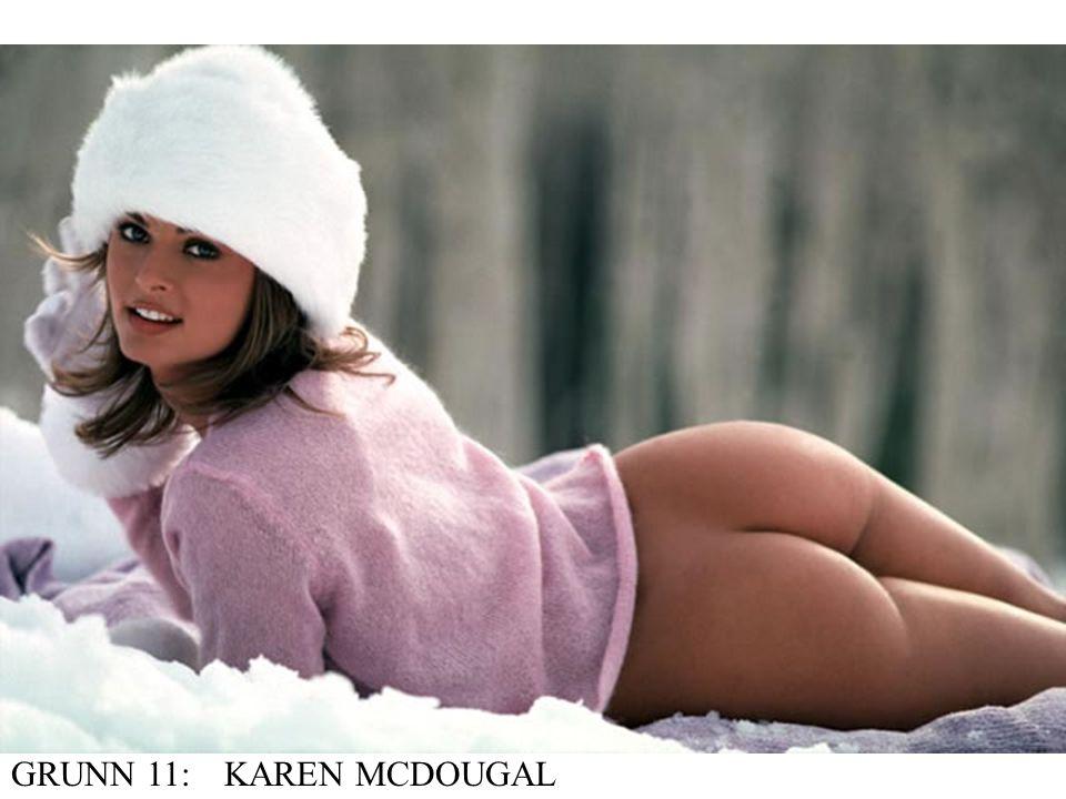 GRUNN 11:KAREN MCDOUGAL