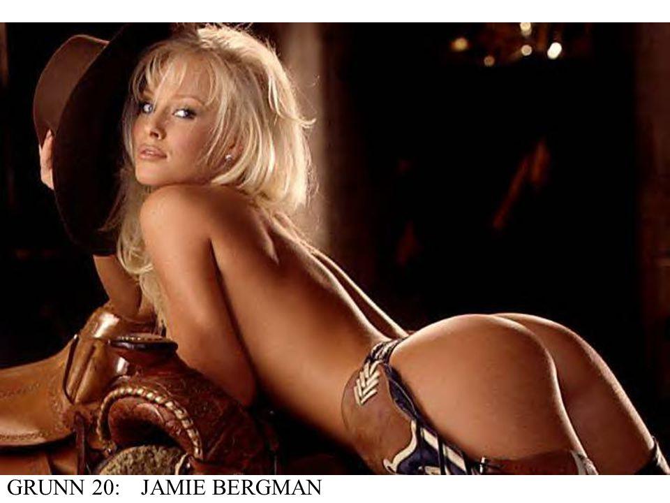 GRUNN 20:JAMIE BERGMAN