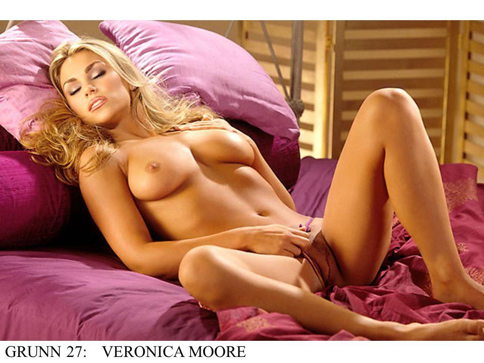 GRUNN 27:VERONICA MOORE