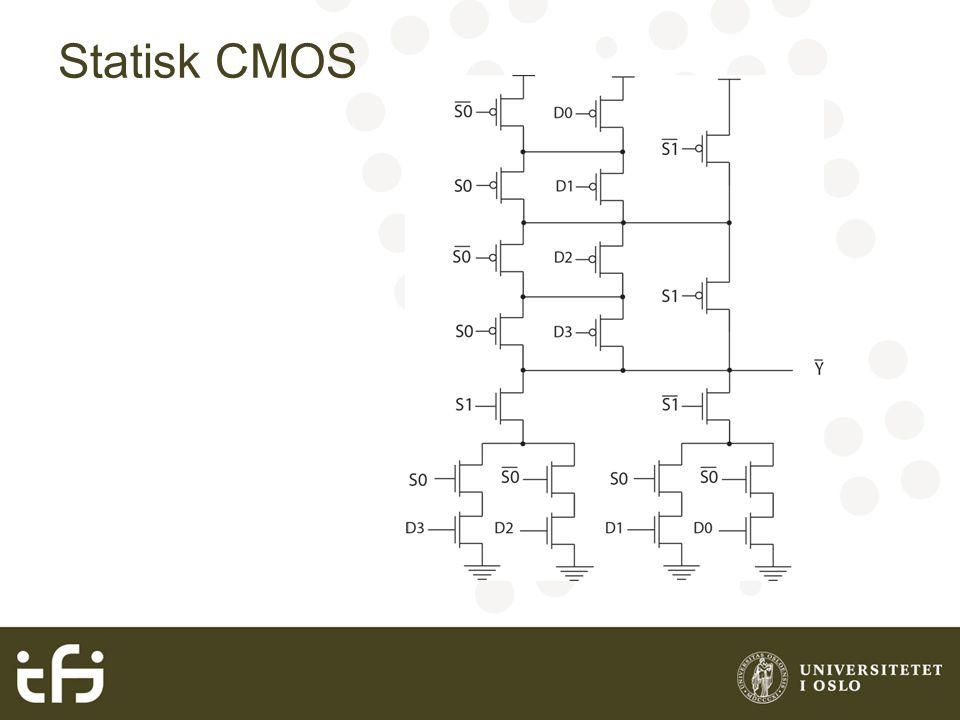Statisk CMOS
