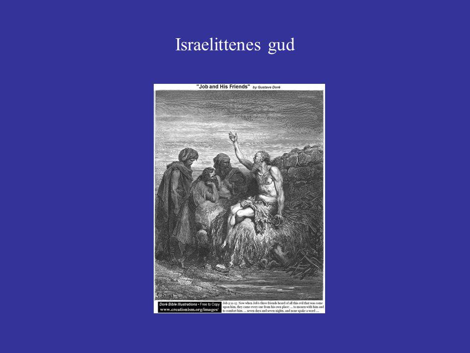 Israelittenes gud