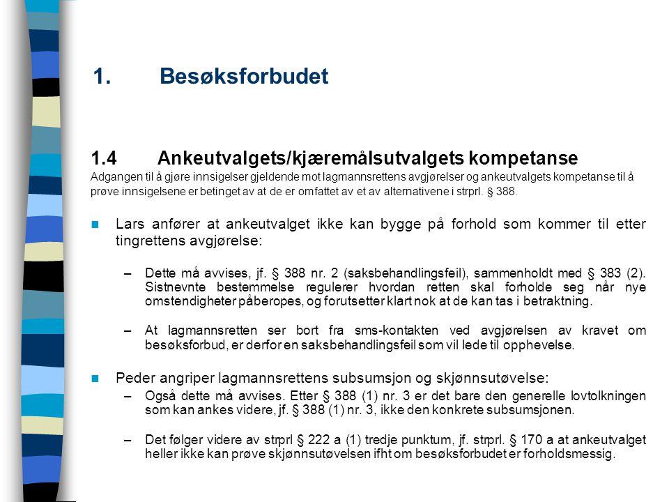 2.Ransaking og beslag 2.1Ransakingen Etter stprl.