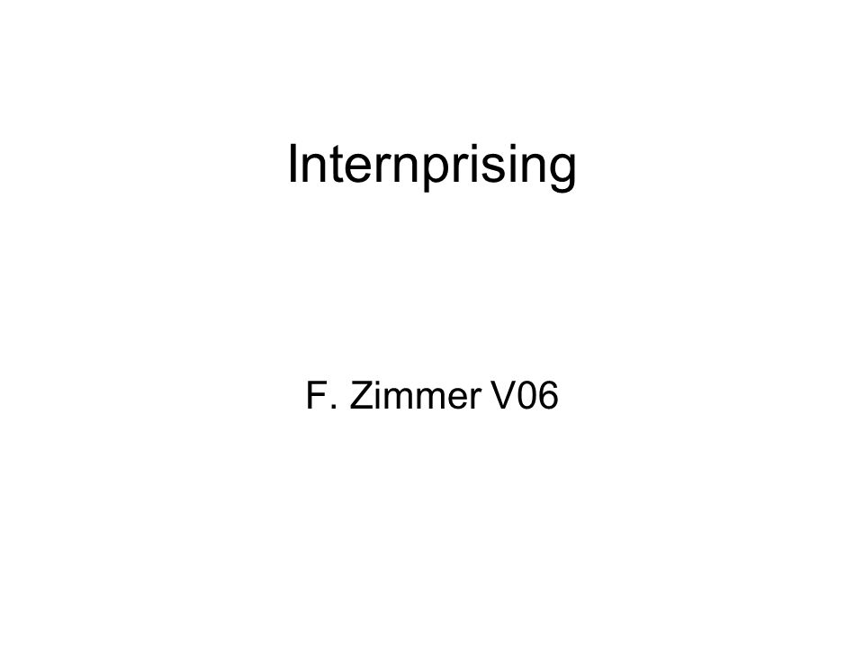 Internprising F. Zimmer V06
