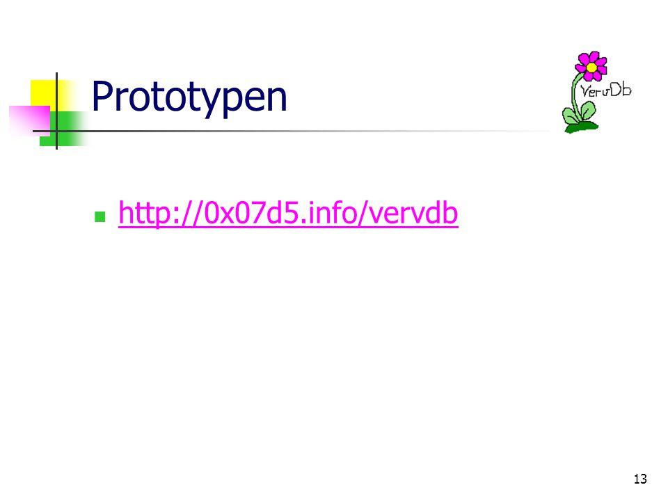 13 Prototypen http://0x07d5.info/vervdb