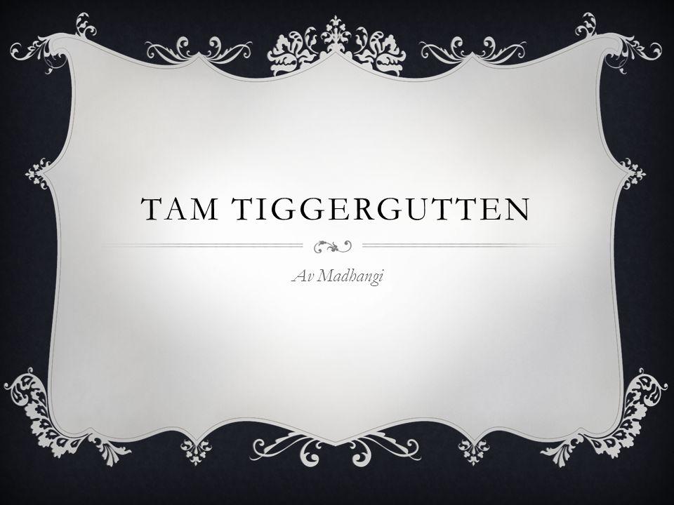 TAM TIGGERGUTTEN Av Madhangi