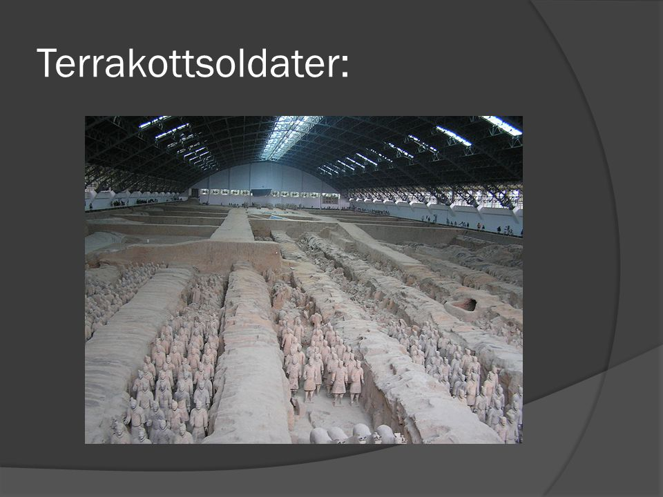 Terrakottsoldater: