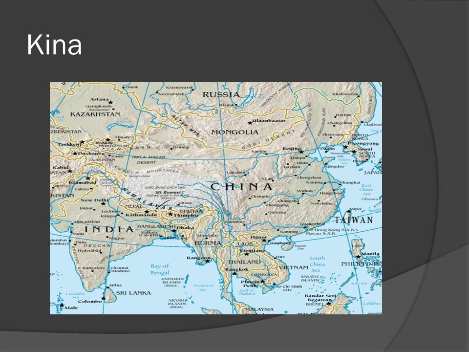 Shanghai: 13 356 000 innbyggere,